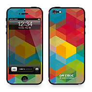 "Da Kode ™ Skin for iPhone-4/4S: ""Beautiful Pattern"" (Abstract Series)"