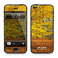 "Da koodi ™ Skin iPhone 4/4S: ""Autumn Forest"" (Nature-sarja)"