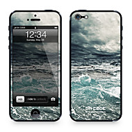 "Da koodi ™ Skin iPhone 4/4S: ""Furious Ocean"" (Nature-sarja)"