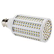 B22 14W 282x3528SMD 570-3000-600LM 3500K הנורה לבן חם אור LED תירס (85-265V)