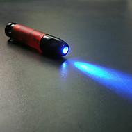 Multi-Function Briquet avec Flash Light pour le voyage (couleur aléatoire)