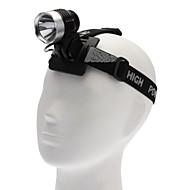 Linternas LED / Linternas de Cabeza (Recargable / Táctico / autodefensa) - LED 3 Modo 1200 Lumens Cree XM-L T6 - para