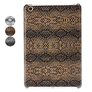 Snake Skin Pattern PU Leather Hard Case for iPad mini 3, iPad mini 2, iPad mini (Assorted Colors)