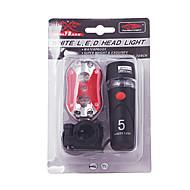 자전거 라이트 / 자전거 전조등 / 자전거 후미등 LED 싸이클링 AA 루멘 배터리 사이클링 / 멀티기능-조명