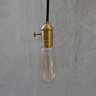 Max 60W Traditionell-Klassisch / Vintage Inklusive Glühbirne Messing Pendelleuchten Schlafzimmer / Esszimmer / Korridor