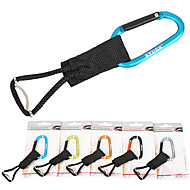 Alloy Water Bottle Locking Carabiner(Random Color)