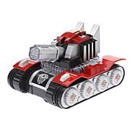 Kid elettrico giocattolo del carro armato del modello Desktop Display con luce LED e Musica