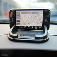 carsun ® automotive iphone stativ og lagring for iphone 5/5s