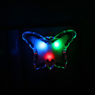 Butterfly Shaped Colorful LED Night Light