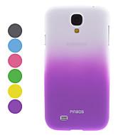 Για Samsung Galaxy Θήκη Other tok Πίσω Κάλυμμα tok Διαβάθμιση χρώματος PC Samsung S4