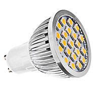 3W E14 / GU10 / E26/E27 LED Spot Lampen MR16 21 SMD 5050 240 lm Warmes Weiß / Kühles Weiß AC 220-240 / AC 110-130 V