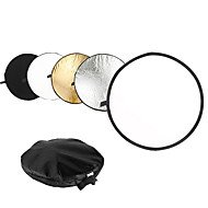 "32 ""5-in-1 Mulit Luz plegable disco Reflector 80cm"