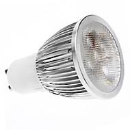 5W GU10 Focos LED MR16 5 LED de Alta Potencia 350 lm Blanco Fresco AC 85-265 V