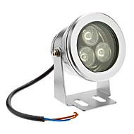 3W 210-240LM 6000K White Light rece LED-uri de lumină de inundații (12V)
