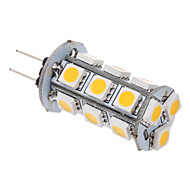 G4 2 W 18 SMD 5050 100-120 LM Warm White Corn Bulbs AC 12 V