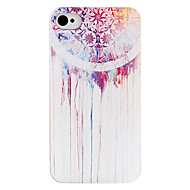 Oil Paint Aeolian Bells Back Case for iPhone 4/4S