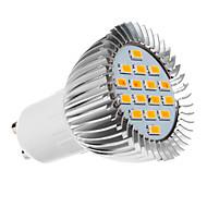 Spots (Blanc chaud 5 W- GU10 420-450 lm- AC 100-240