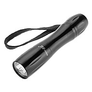 LED Flashlights/Torch / Handheld Flashlights/Torch LED 1 Mode 100 Lumens Waterproof Others AACamping/Hiking/Caving / Everyday Use /