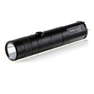 SMALLSUN ZY-C55 Single-Mode Cree XP-E Q5 LED Flashlight (240lm, 1 * AA, czarny)