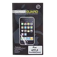 Professional Shimmering Diamond Designed LCD Screen Guard with Cleaning Cloth for iPhone 5/5S/5C