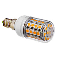 E14 7 W 45 SMD 5050 280-330 LM Warm White Corn Bulbs AC 100-240 V