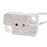 MR16 LED Lamppu Socket Base Holder kanssa Wire