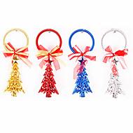 1PCS 20cm Arbre de Noël et la décoration d'étoiles Ornement d'arbre de Noël (couleurs assorties)