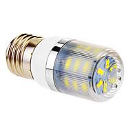 E26/E27 4 W 24 SMD 5730 960 LM 6000-6500 K Koel wit Maïslampen AC 220-240 V