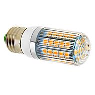E26/E27 9 W 47 SMD 5050 690 LM Warm White T Corn Bulbs AC 220-240 V