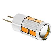 1,5w g4 led corn lys t 10 smd 5730 150-180 lm varm hvid dc 12 v