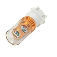 Highlight 3157 12W 600lm 635 ~ 700nm 4 Cree XP-E LED Red Light Car Light Brake - (12V DC)