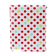Dot Design Hard Back Case/Cover for iPad2/3/4