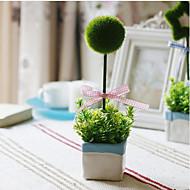 Polyester Planten Kunstbloemen