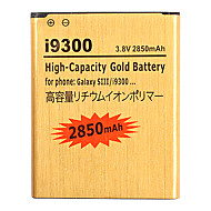 2850mAh Cell Phone Battery for Samsung i9300 Galaxy S3 S 3 SIII S III EB-L1G6LLU