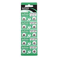 Suncom AG2/396A 1.55V LR726/LR59 Alkaline Button Batterijen (10st)