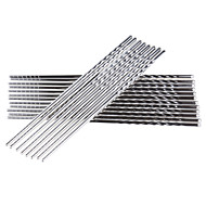 5 Pairs Non-slip Stainless Steel Chinese Chopstick