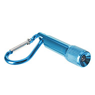 Key Chain Flashlights LED 1 Mode 50 Lumens Super Light / Compact Size / Small Size / Waterproof 5mm Lamp LR44 Everyday Use - Others , Blue