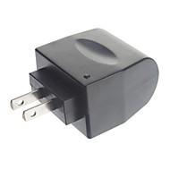 90V-240V AC till 12V DC Auto-adapter omvandlare (Svart)