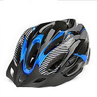 CoolChange 21 Vents EPS Blå Sykling integrert støpte Helmet