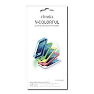 Devijacije Vizija UV premazom Anti-glare ekran Protector za iPhone 5C (Izabrane boja)