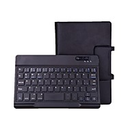 Bluetooth V3.0 59-Key Keyboard w/ Protective PU Leather Case Stand  for Samsung Galaxy Tab Pro T320