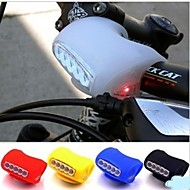 פנסי אופניים חזית אופני אור LED Lumens סוללה שחור / כחול / אדום / לבן / צהוב רכיבה על אופניים-אחרים