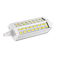 Dimmable R7S 12W 48xSMD 5730 2400LM 2800-3001K Panas White Light LED Bulb Jagung (AC 220-240V)
