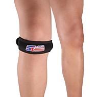 Silicon Sport Patella Band Knee Guard Schutzfolie - Free Size