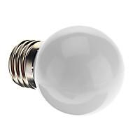 0,5w e26 / e27 led világító izzók g45 7 dip led 50 lm természetes fehér díszes ac 220-240 v