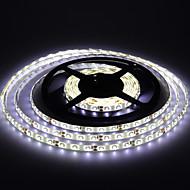 5m étanche 300 * 53528 cms lumière blanche blanc / chaud led lampe de bande (DC12V)
