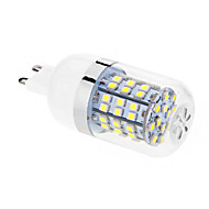 7W G9 Ampoules Maïs LED T 60 SMD 2835 550-680 lm Blanc Froid AC 100-240 V