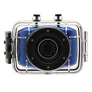 Κάμερα Δράσης / Κάμερα Αθλημάτων 3MP 2592 x 1944 Αδιάβροχο / Βολικό / Όλα σε ένα 4X 1.5 CMOS 32 GB H.264Αναρρίχηση / Universal / Κατάδυση