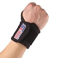Monolithische Sport Gym Elastic Stretch Handgelenkschutz Thumb Loop - Free Size
