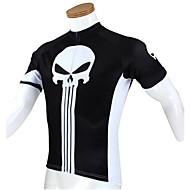 PALADIN® Maglia da ciclismo Per uomo Maniche corte Bicicletta Traspirante / Asciugatura rapida / Resistente ai raggi UVMaglietta/Maglia /